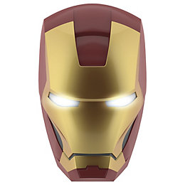 Iron Man 3D Wall Light
