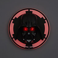 Darth Vader 3D Black wall light