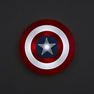 Captain America 3D Multicolour Wall light
