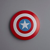 Captain America 3D Multicolour Wall light