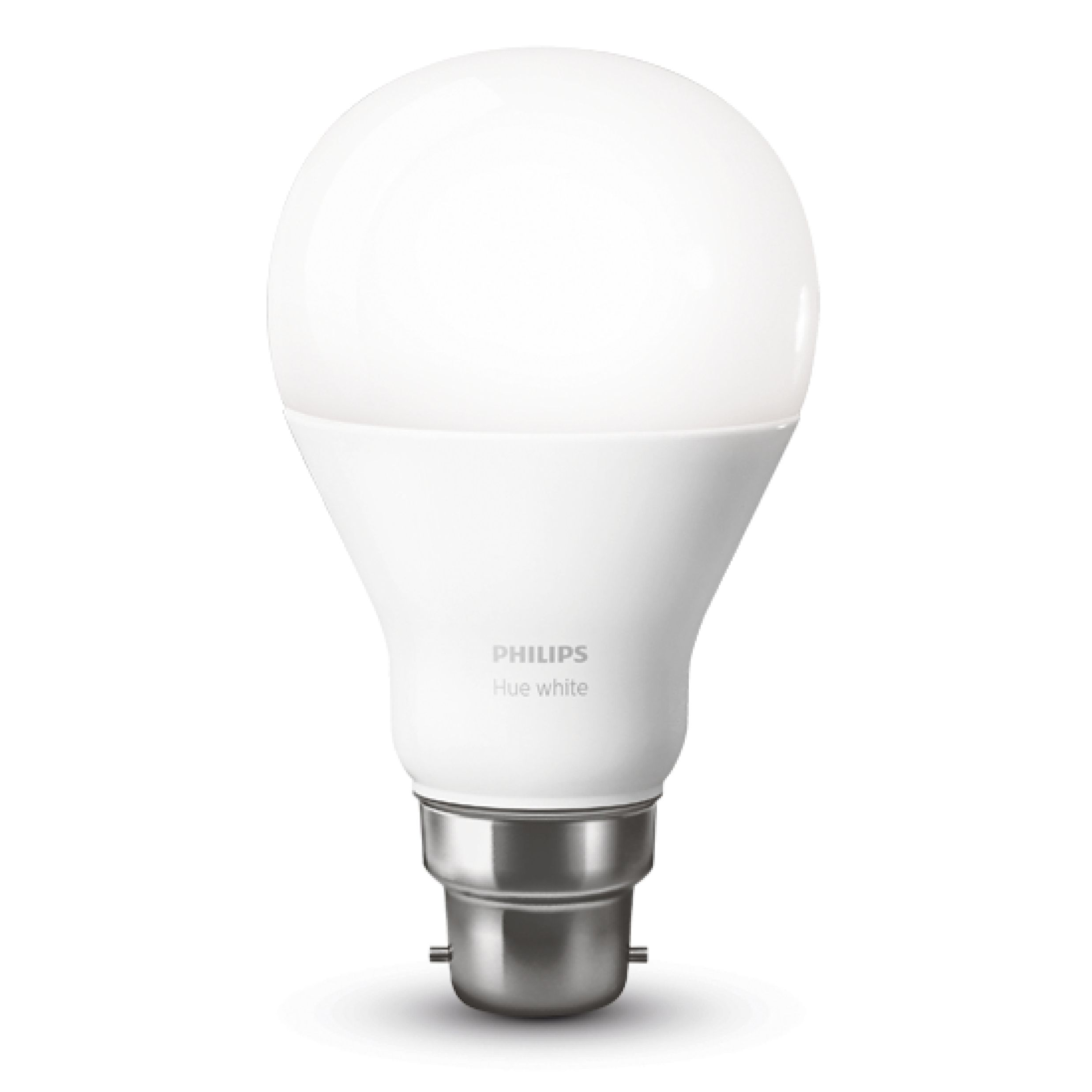 Philips Hue Led Smart Light Bulb Bayonet Cap B22