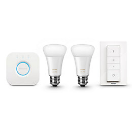 Philips Hue LED White Ambience Smart Light Bulb