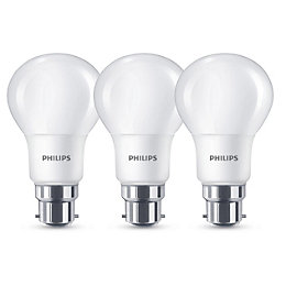 Philips B22 1521lm LED GLS Light Bulb, Pack