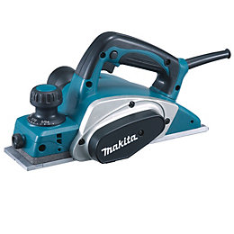 Makita 620W 240V 82mm Planer KP0800/2
