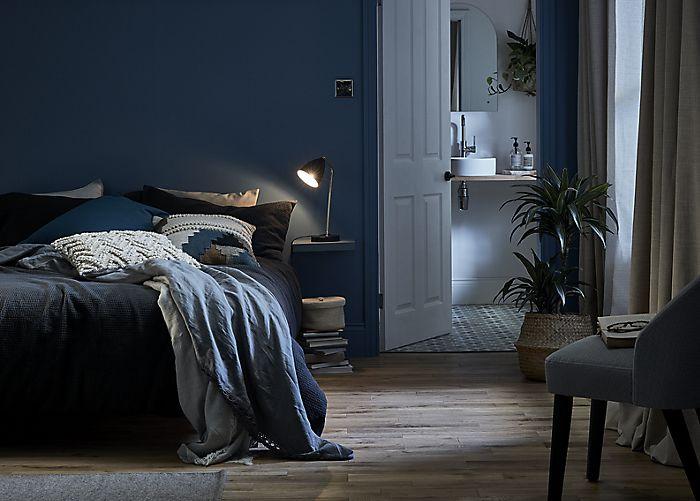 Contemporary Cosy Bedroom Ideas Ideas Advice Diy At B Q