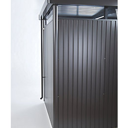 Biohort Avant Guarde Metallic Dark Grey Rainwater Downpipe