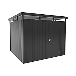 9X9 Highline Flat Shiplap Steel Shed