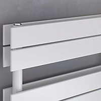Ximax White Panel radiator (H)1420mm (W)600mm