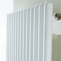 Ximax Supra Vertical Radiator White (H)1800 mm (W)550 mm