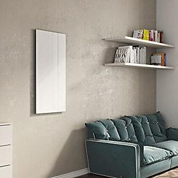 Ximax Infrared Glass Vertical/Horizontal Radiator White (H)600 mm