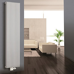 Ximax Atlas Vertical Radiator White (H)1800 mm (W)290