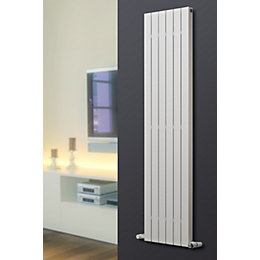 Ximax Vertical Radiator White (H)595 mm (W)1200 mm