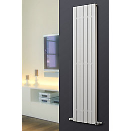 Ximax Vertical Radiator White (H)595 mm (W)1500 mm