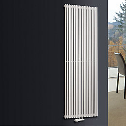 Ximax Triton Vertical Radiator White (H)1800 mm (W)300