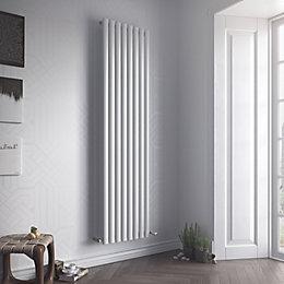 Ximax Fortuna Vertical Radiator White (H)1800 mm (W)472