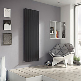 Ximax Vertirad Vertical/horizontal Radiator Anthracite (H)1500 mm
