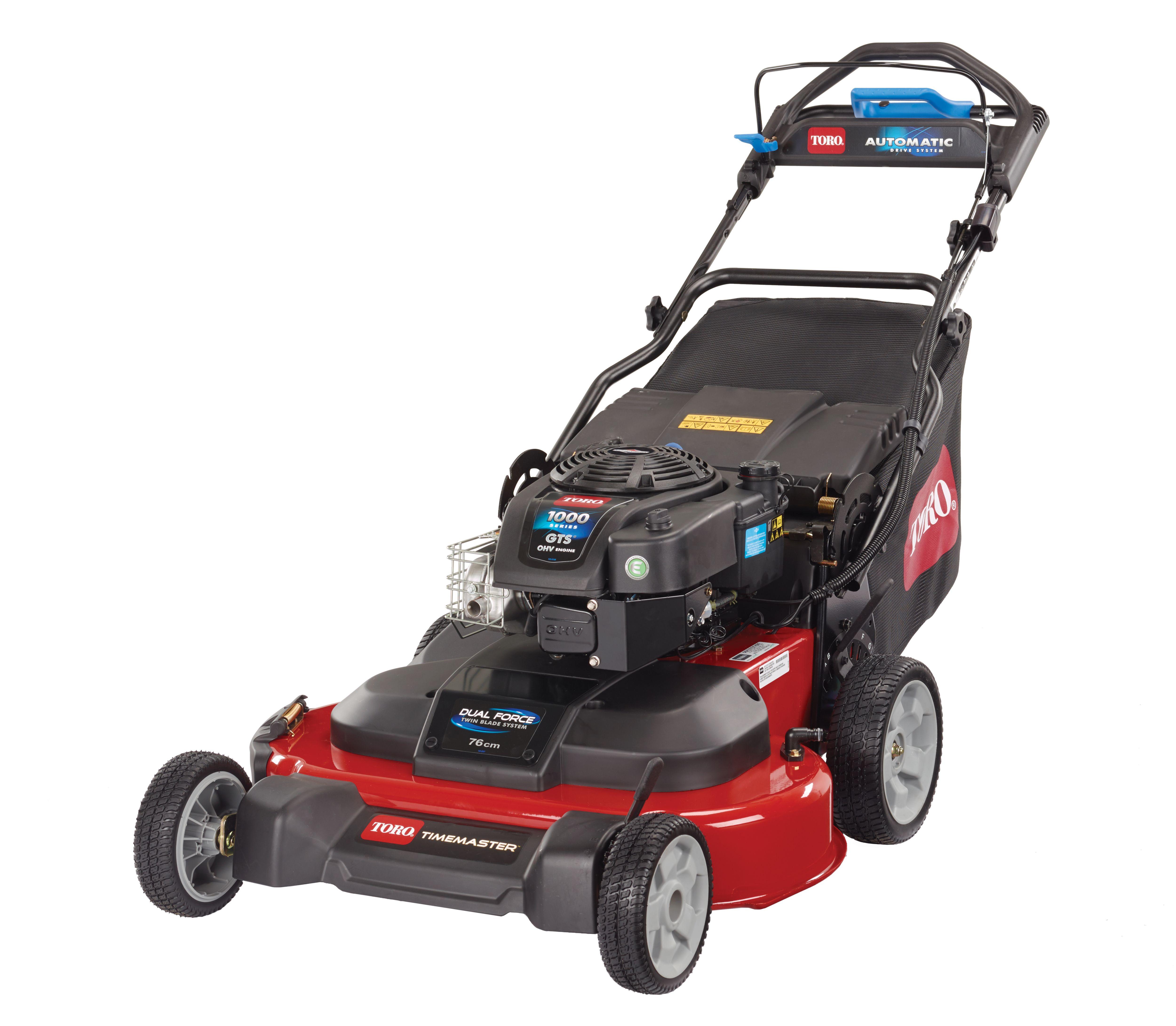 Toro 20976 Petrol Lawnmower | Departments | DIY at B&Q