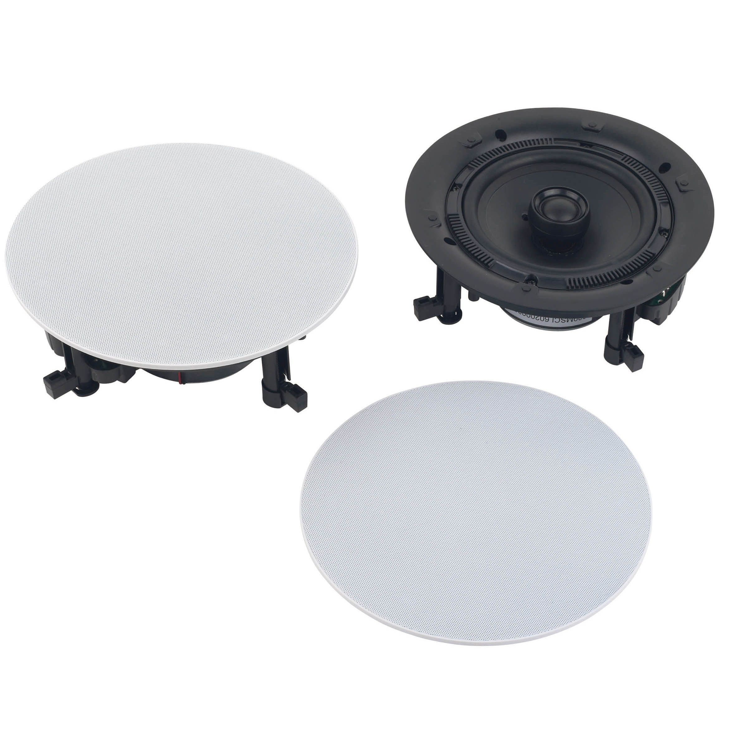 Fusion ceiling speakers departments diy at b q for Cheap decking boards b q