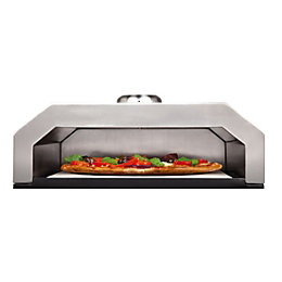 La Hacienda Stainless steel Firebox