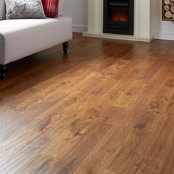 Colours Rondo Wheat Solid Oak Flooring