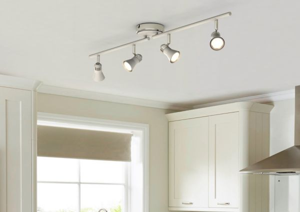 Kitchen Lights Kitchen Ceiling Lights Spotlights - Kitchen spot light fittings