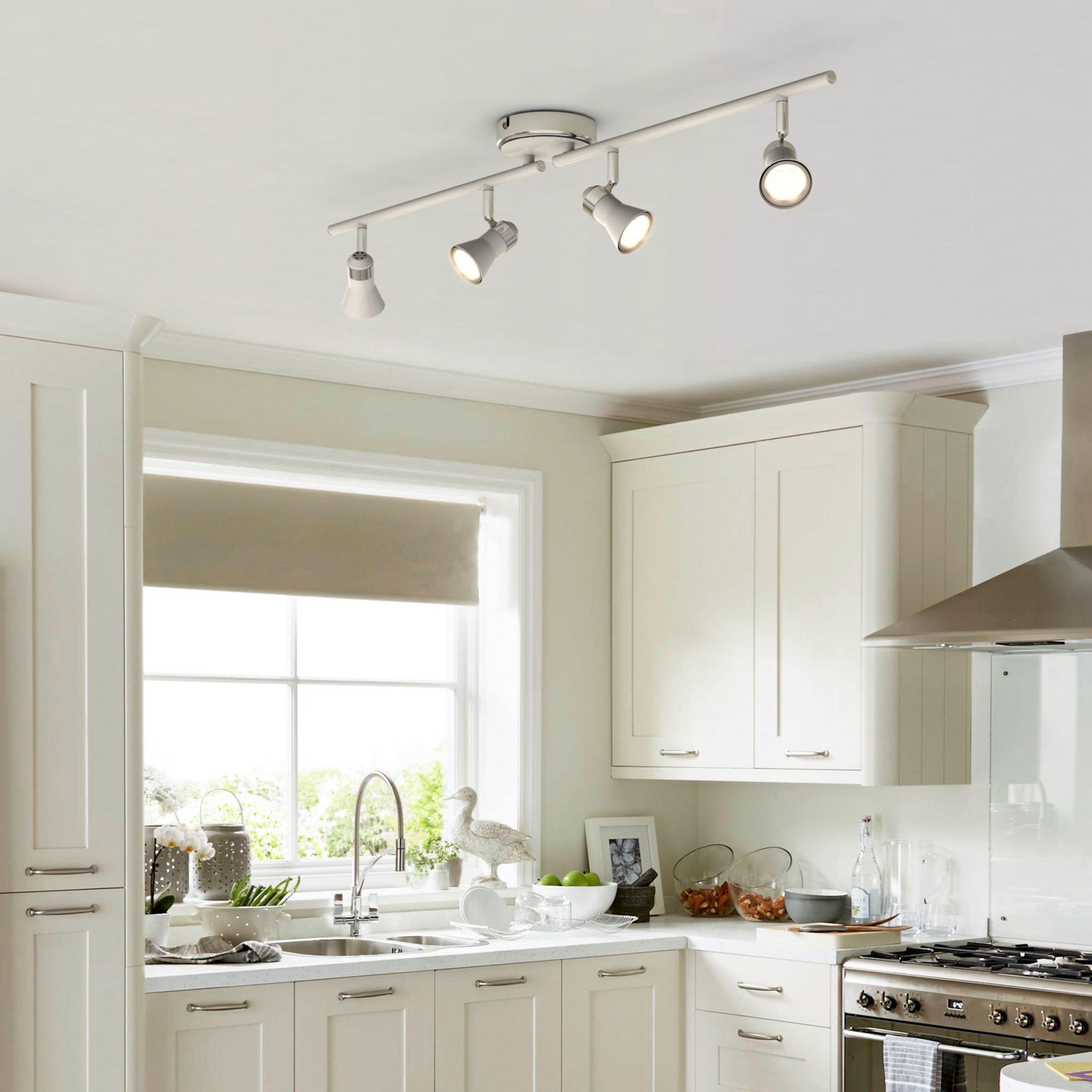 Spot u0026&; downlights & Kitchen Lights | Kitchen Ceiling Lights u0026 Spotlights