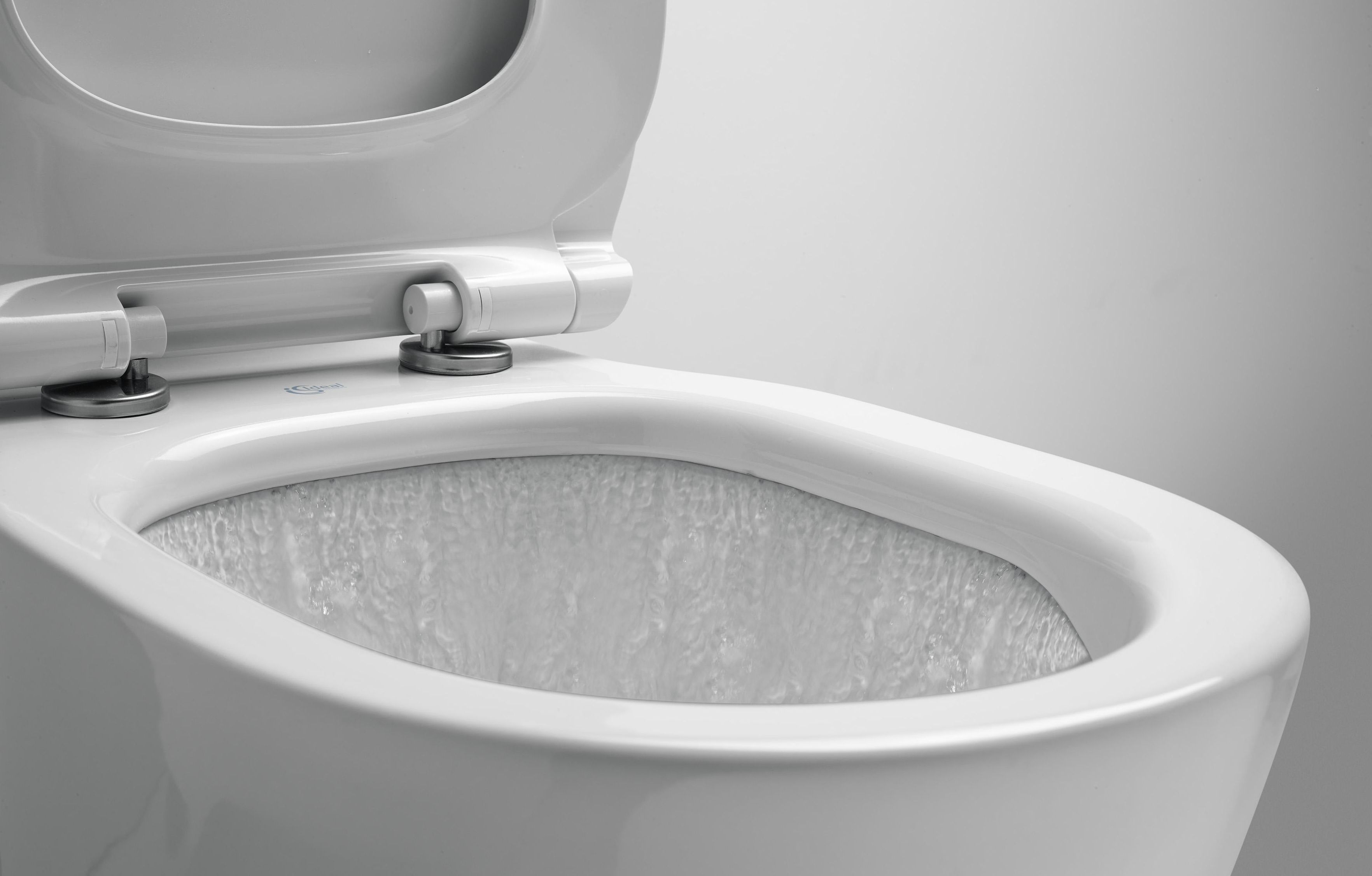 thumbnail: Ideal Standard Imagine Aquablade Close-coupled Toilet