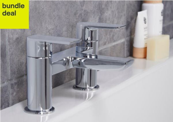 B&Q Bathroom Tap Sets