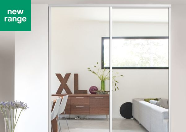 Valla Mirror & Partition Doors