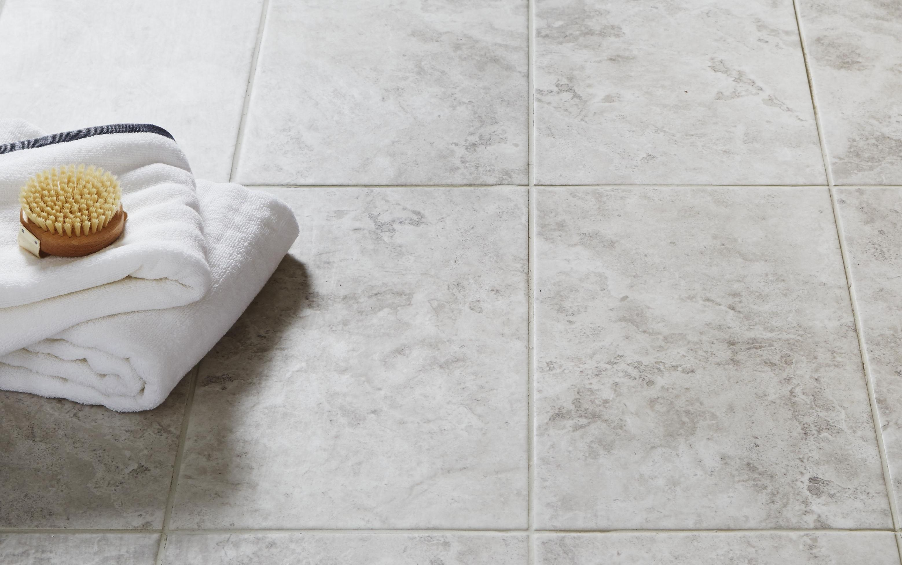 How to plan floor tiles | Ideas & Advice | DIY at B&Q