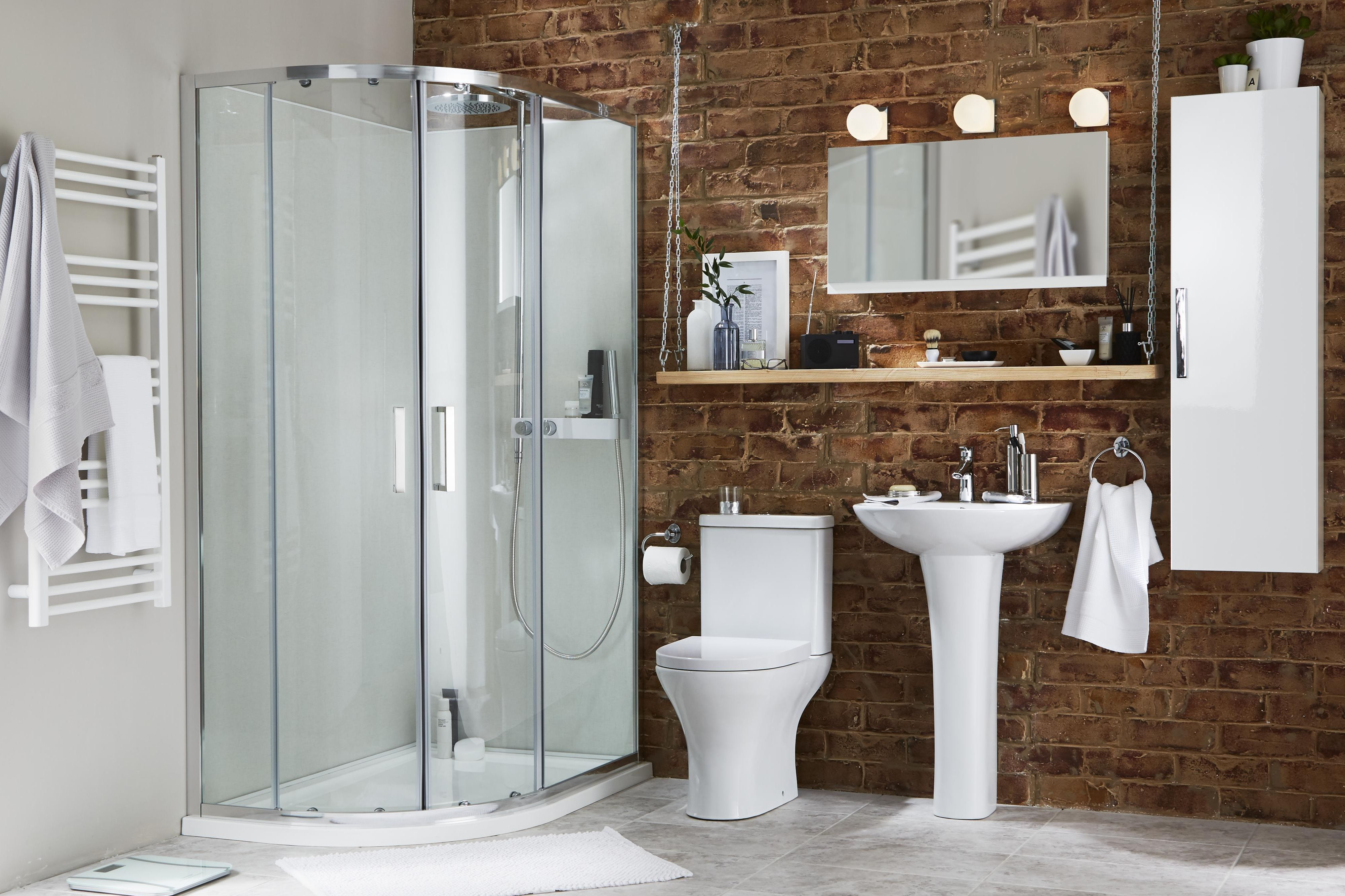 Lighting for it read now · how to update your bathroom
