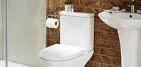 Buyer's guide to toilets and toilet seats