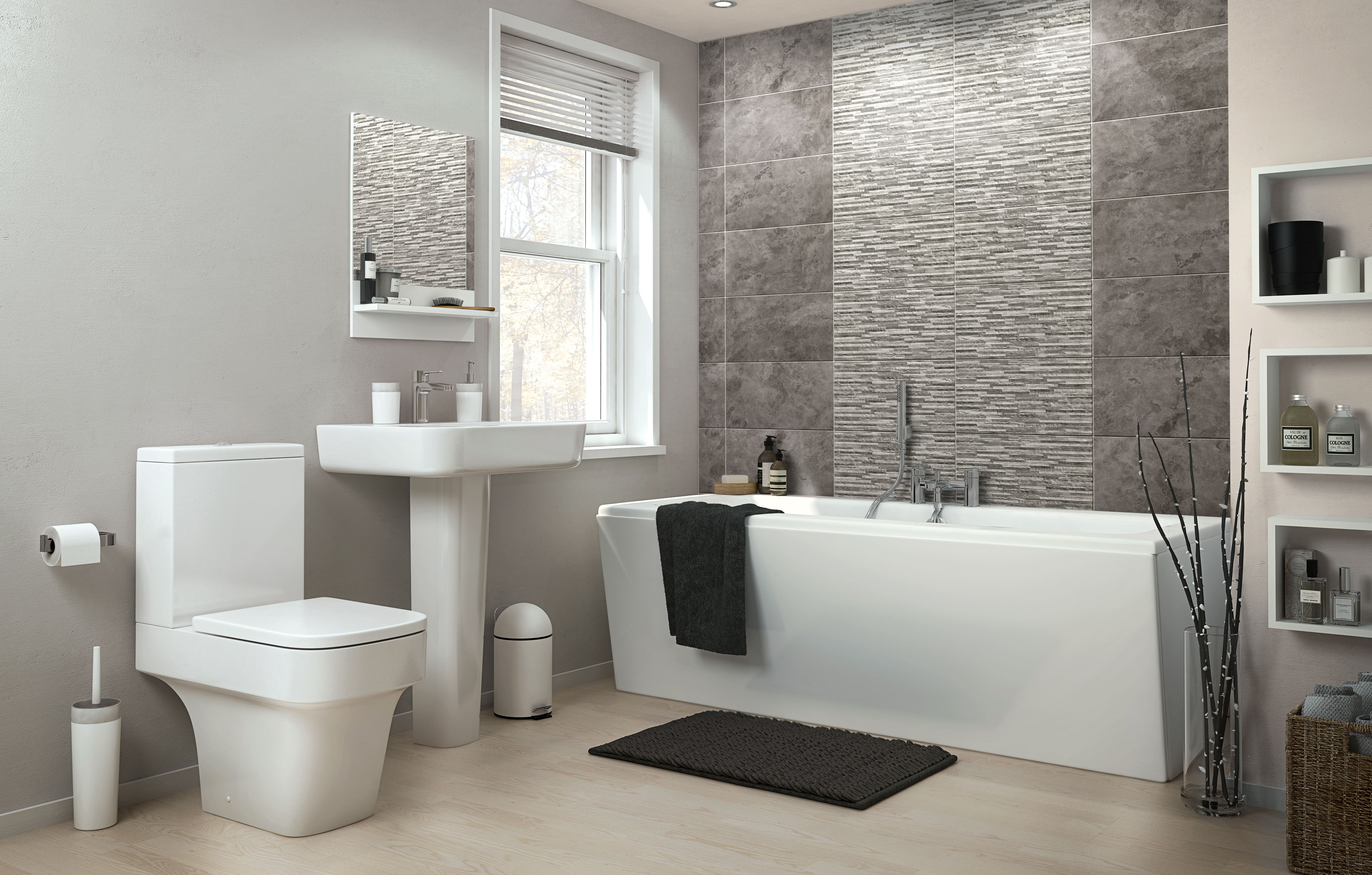 Caldaro Bathroom Suite