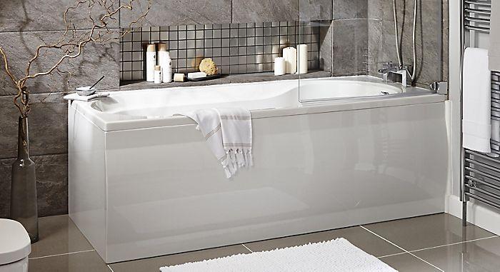 bath buying guide | ideas & advice | diy at b&q