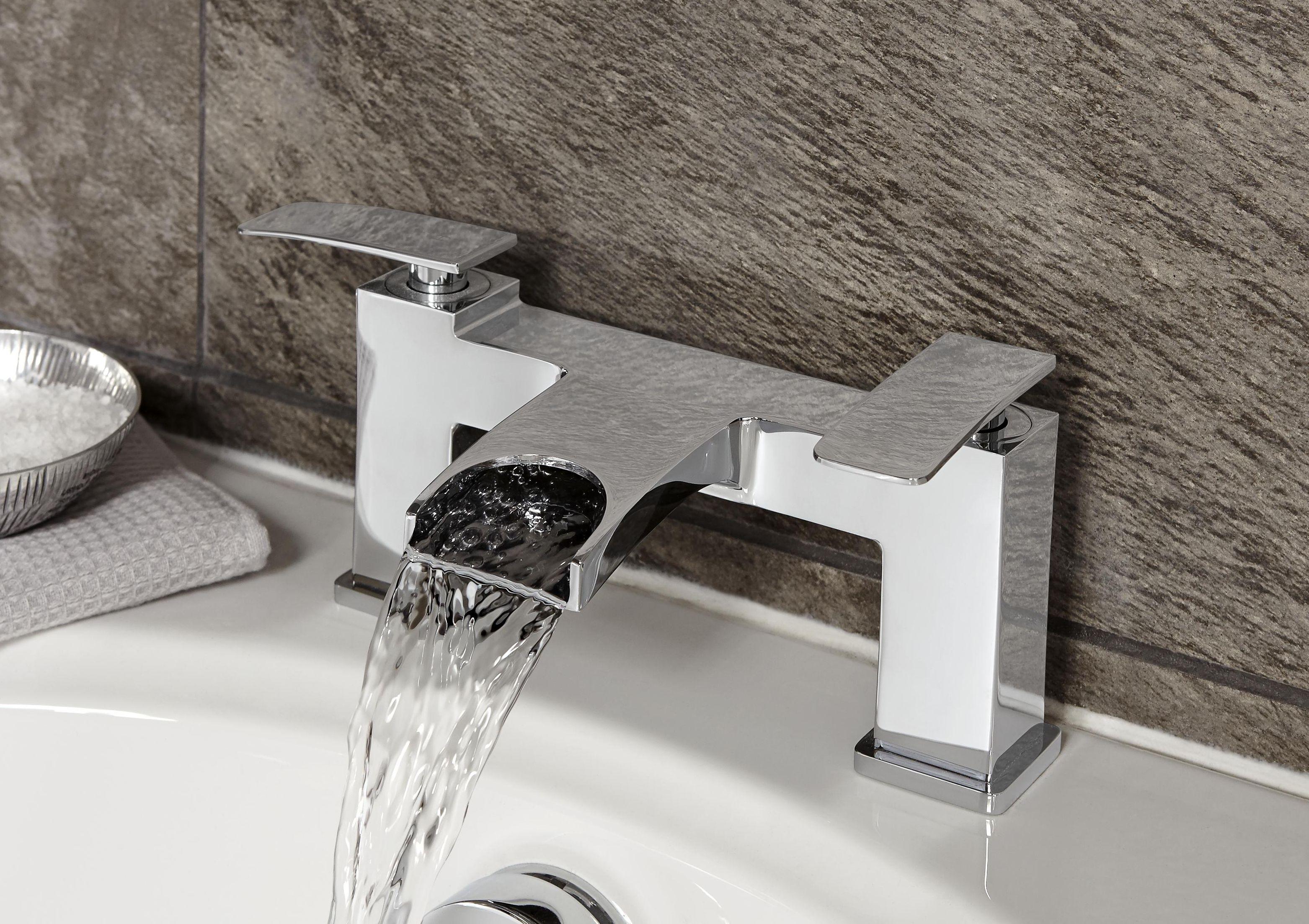 Bathroom Taps Basin Amp Bath Taps Diy At B Amp Q
