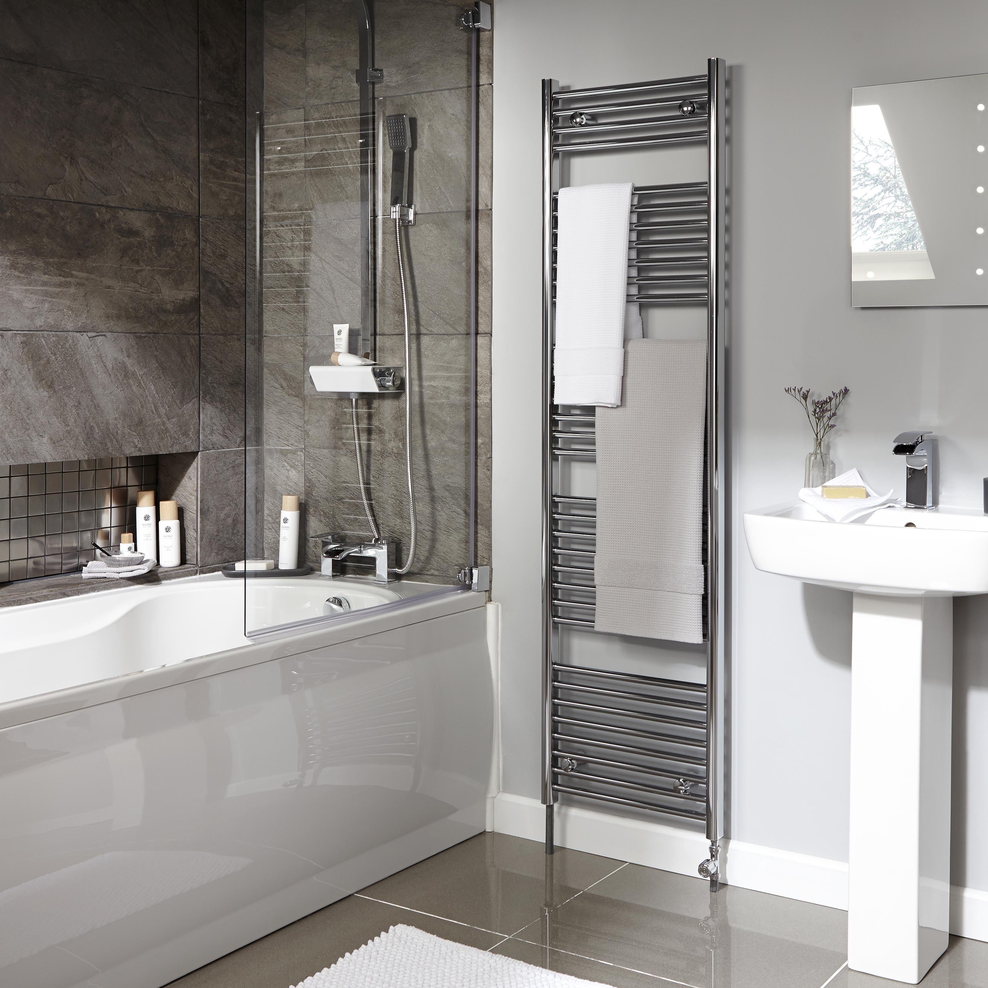 & Towel radiator buying guide | Ideas \u0026 Advice | DIY at B\u0026Q