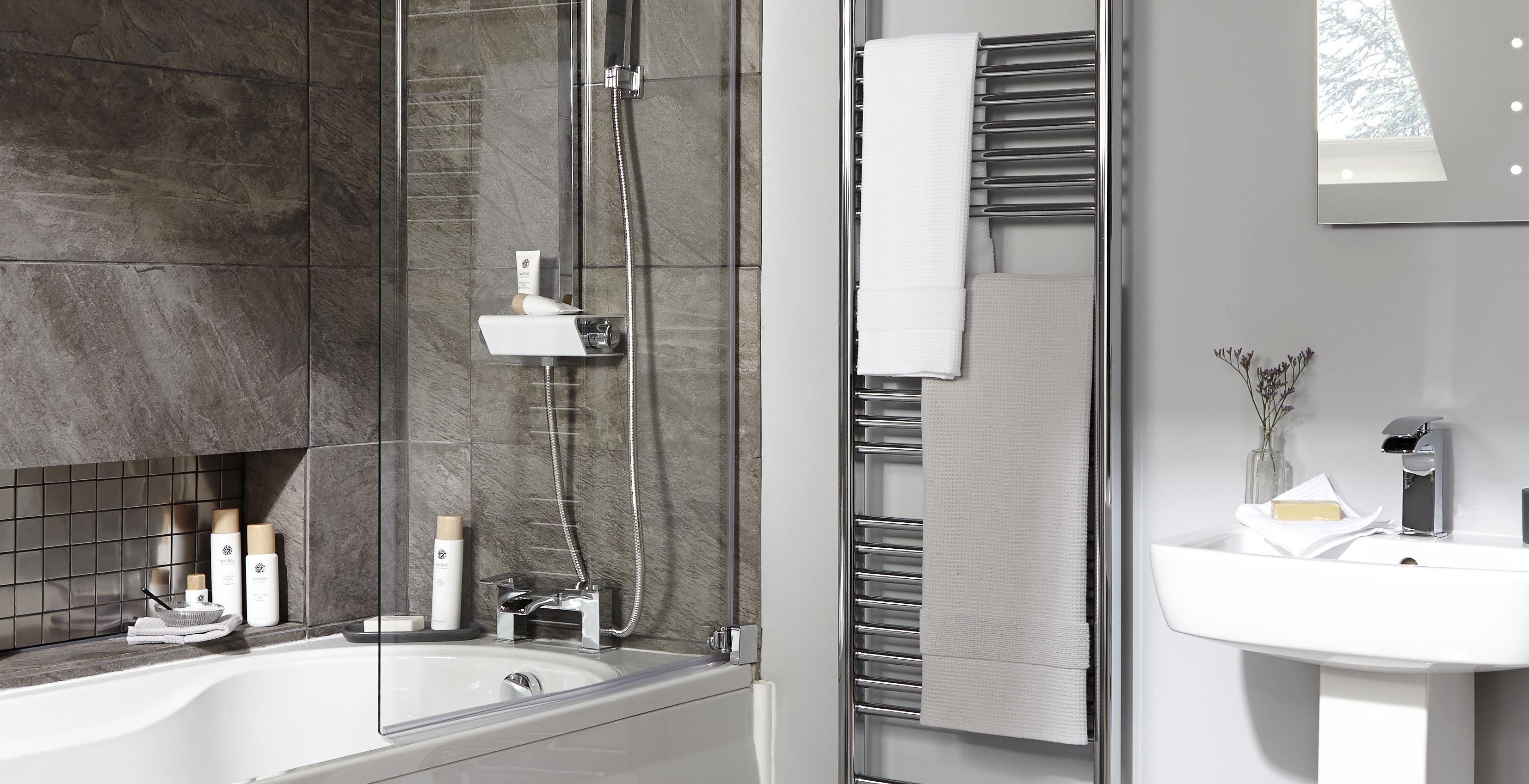 Towel Radiator Buying Guide Ideas Amp Advice Diy At B Amp Q