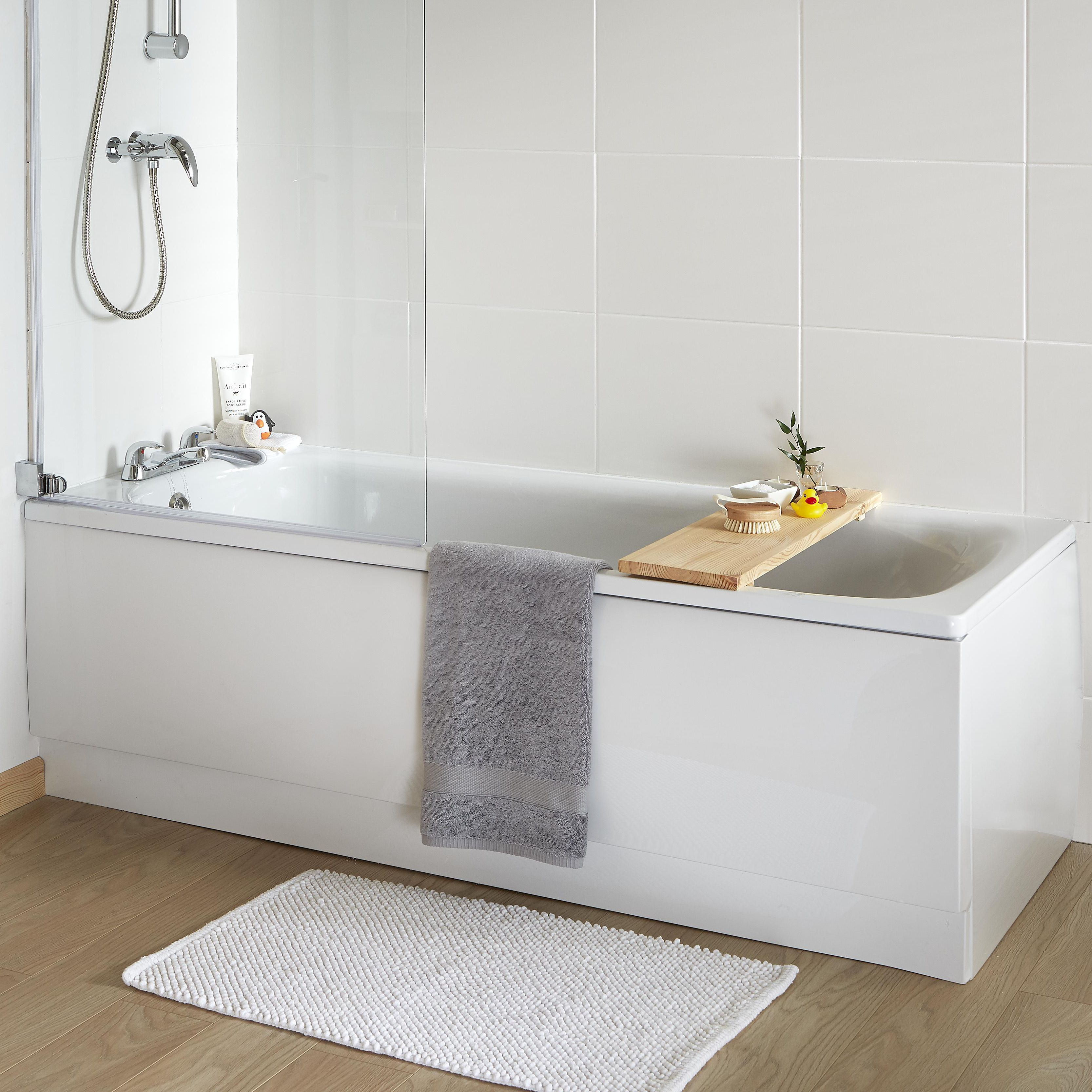 Bath Bathroom Baths  Shower Baths & Corner Baths  Diy At B&q