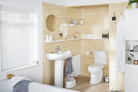 Plumbsure Falmouth Bathroom Suite
