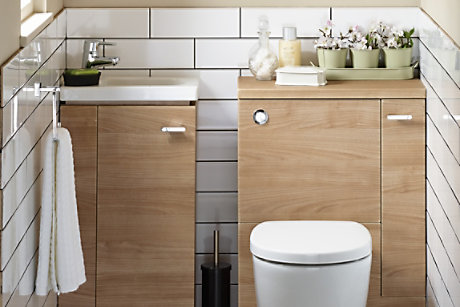 Ideal Standard Imagine Compact Bathroom Suite