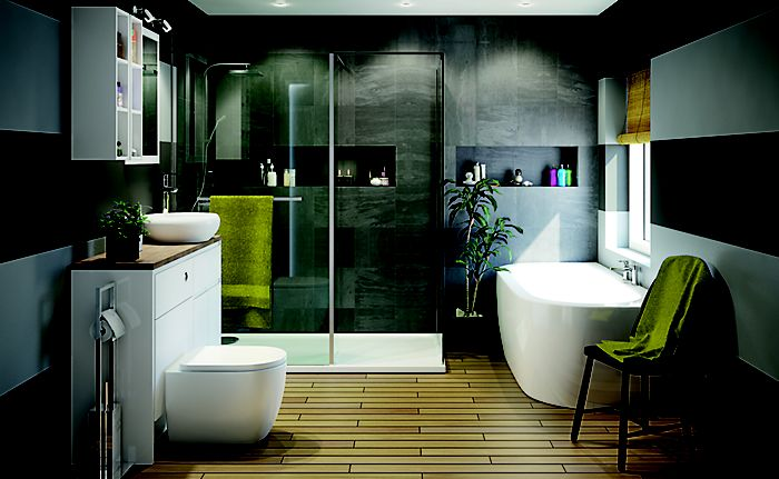 Luxury Bathroom Ideas Ideas Advice Diy At Bq