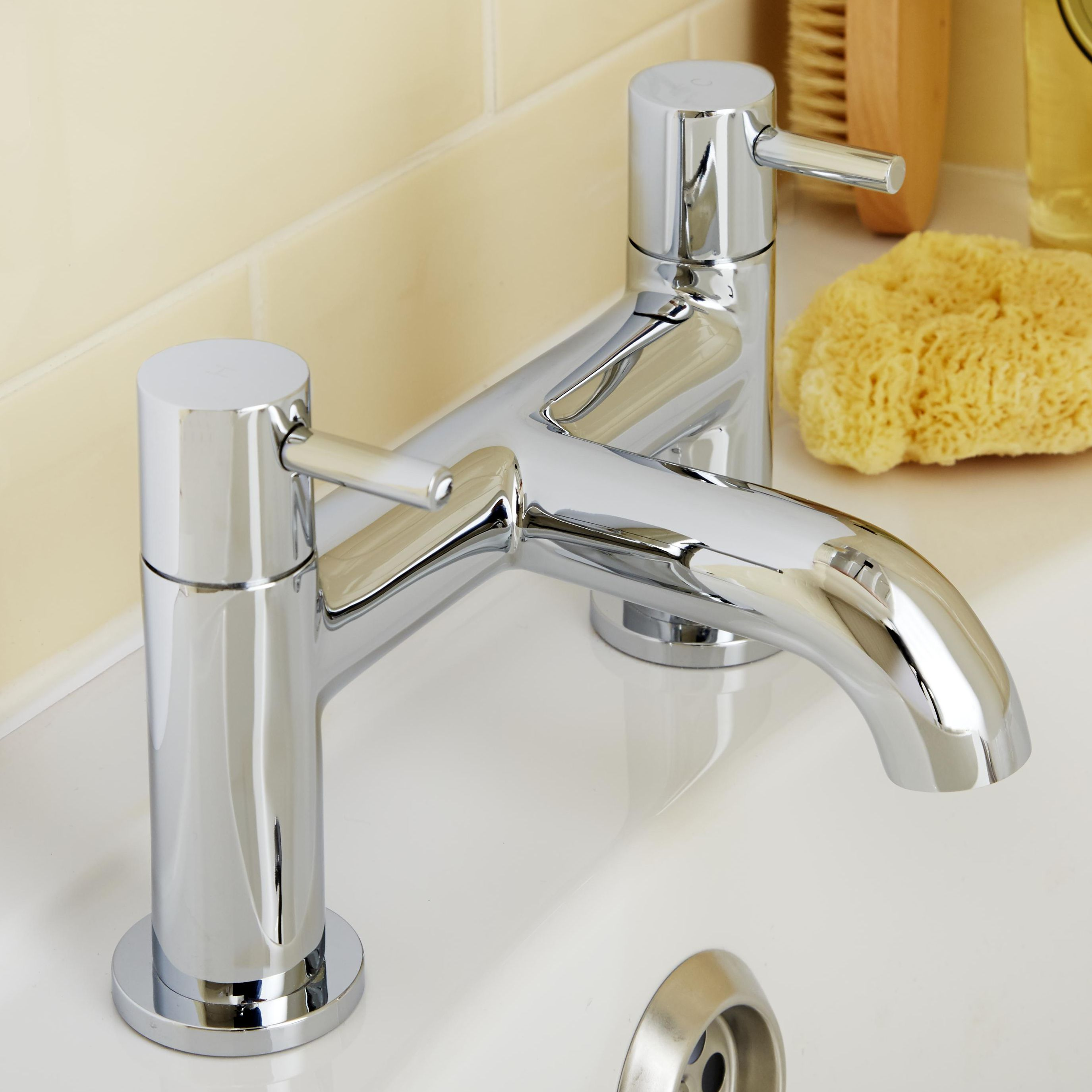 Bathroom tap parts