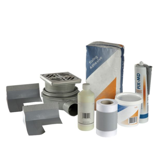 Installation Kits & Components