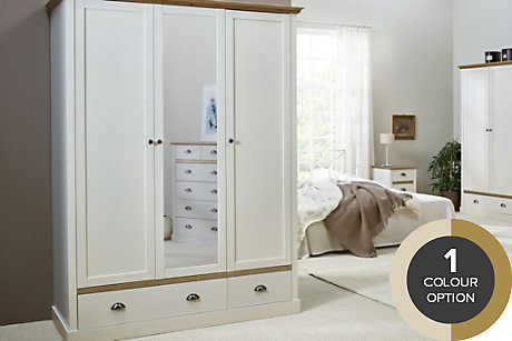 Bedroom Furniture Ranges | Bedside Tables & Cabinets | DIY at B&Q