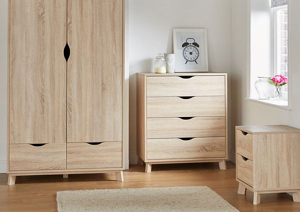 Bedroom furniture beds wardrobes bedside cabinets for B q bedroom furniture sets