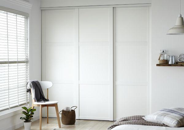 Sliding Wardrobe Doors Amp Kits Bedroom Furniture Diy At B Amp Q