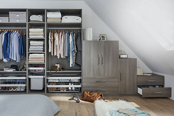 Bedroom storage buying guide | Ideas & Advice | DIY at B&Q