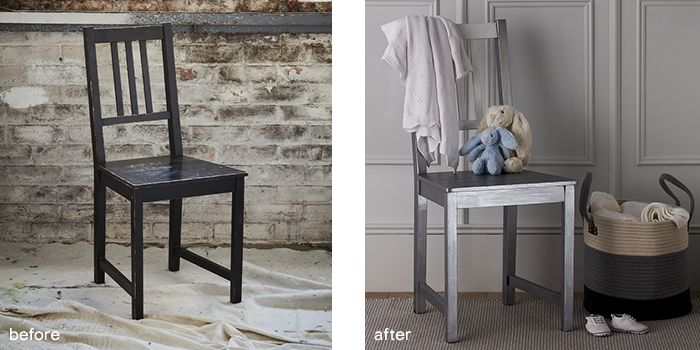 GoodHome furniture paint before after 1