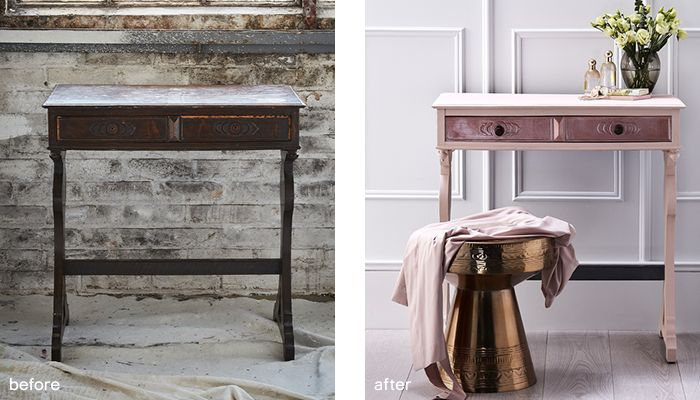 GoodHome furniture paint before after 3