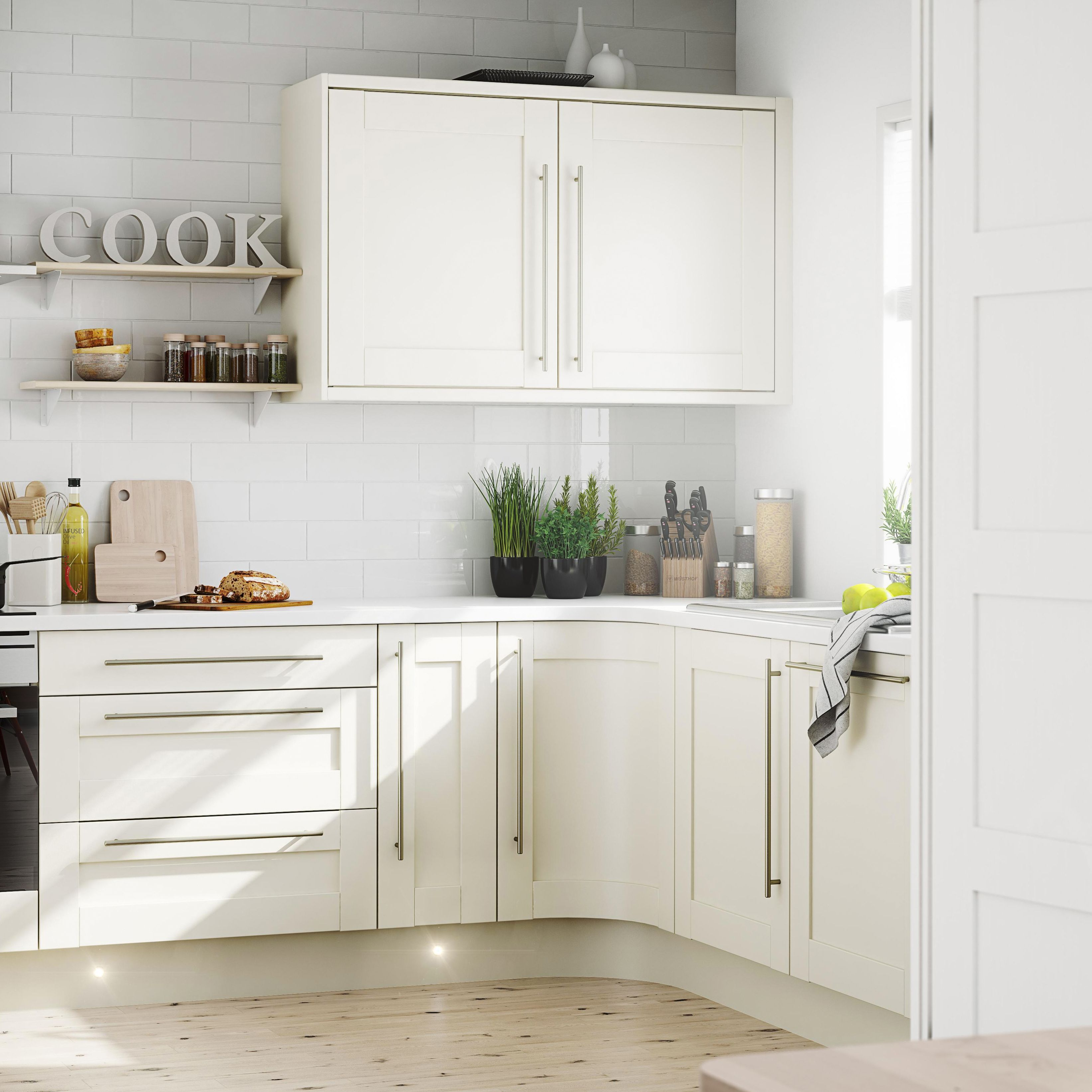 Scandinavian Kitchen Design Ideas | Ideas & Advice | Diy At B&Q